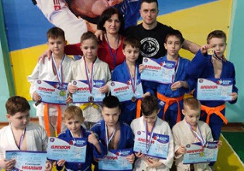 Команда Донецкой Народной Республики по дзюдо завоевала 10 медалей на турнире в городе Таганрог