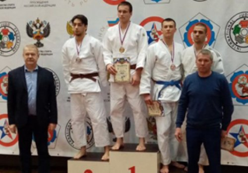 В городе Орел завершились Всероссийские соревнования по дзюдо «Юность России»