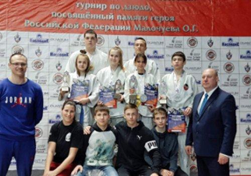 Команда Донецкой Народной Республики по дзюдо завоевала шесть комплектов медалей на турнире в Рязанской области