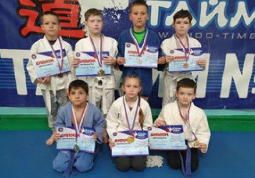 Двадцать семь медалей завоевали дзюдоисты ДНР на фестивале дзюдо в городе Таганрог