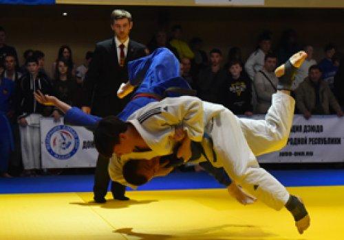 В Донецке прошел масштабный турнир по дзюдо на призы Главы Республики
