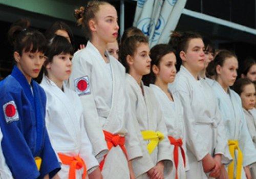 В Донецке прошел турнир по дзюдо в честь мастера спорта международного класса Виктории Туркс