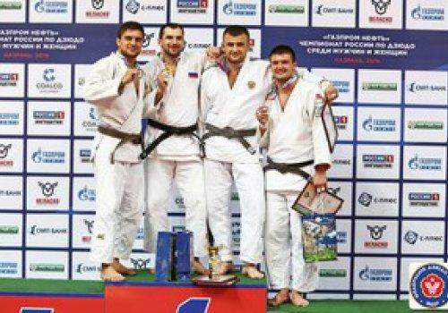 В Назрании продолжается Чемпионат России по дзюдо