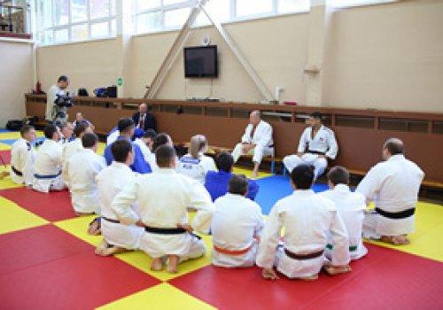Федерация дзюдо ДНР провела обучающий семинар для судей