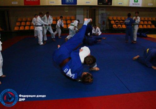 В Донецке состоялся турнир по дзюдо