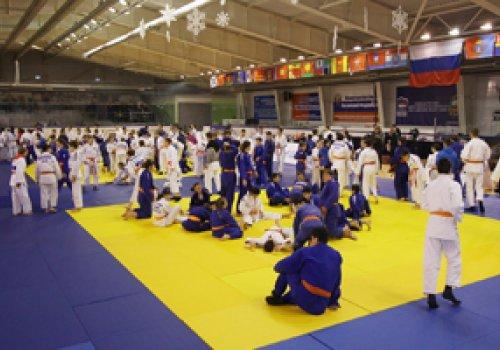 Более 500 спортсменов со всей Республики приняли участие в Фестивале дзюдо