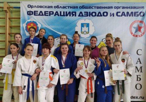 Команда Донецкой Народной Республики по дзюдо завоевала 9 медалей на всероссийском турнире в городе Орел