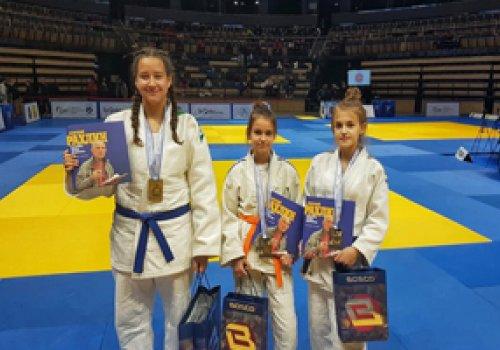 Сборная команда ДНР по дзюдо завоевали три медали на турнире памяти Анатолия Рахлина