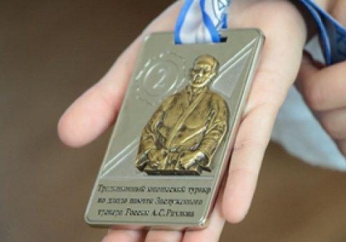 Призеры турнира по дзюдо памяти Анатолия Рахлина получили благодарности от Федерации дзюдо ДНР