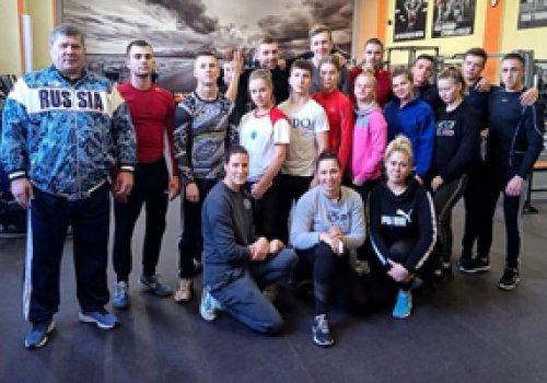 Тренировочные сборы в Рязани