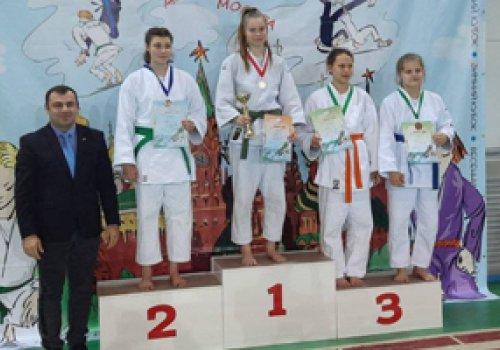 Четыре медали завоевали дзюдоисты Республики на VII Традиционном турнире «Летний Кубок» в городе Москва