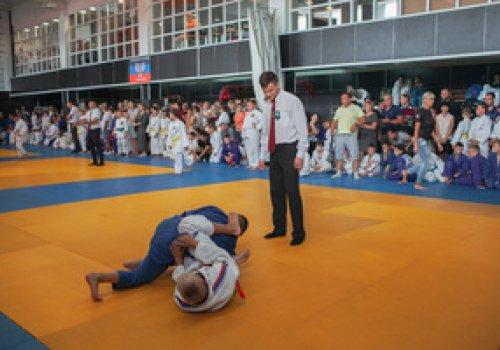 В столице ДНР состоялся самый масштабный турнир по дзюдо с начала текущего года