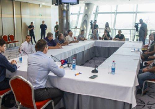 В Донецке состоялось расширенное заседание тренерского совета Республиканской Федерации дзюдо ДНР