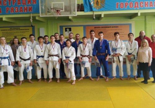 Дзюдоисты Республики завоевали шесть медалей на Спартакиаде по дзюдо в городе Рязань
